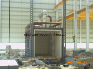 Bogie Hearth Heat Treatment Furnace pictures & photos