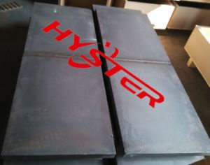 Customized Cast Iron Bimetal Wear Plate pictures & photos