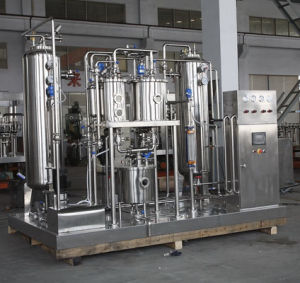 High CO2 Ratio Beverage Mixer (QHS-5000) pictures & photos