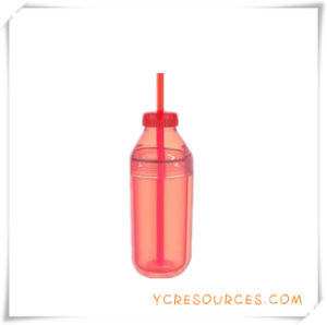 Straw Cup Travel Mug for Promotional Gifts (HA09133) pictures & photos