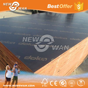 18mm Marine Grade Shuttering Plywood (Construction, Waterproof, Formwork, Laminated) pictures & photos