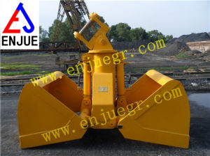 Hydraulic Grapple /Orange Peel Bucket/ Totary Grab of Excavator Parts pictures & photos