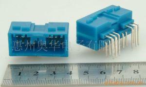 Car ISO Connector, Molex3.0, 5557, Microfit, ISO Radio Plug 11 pictures & photos