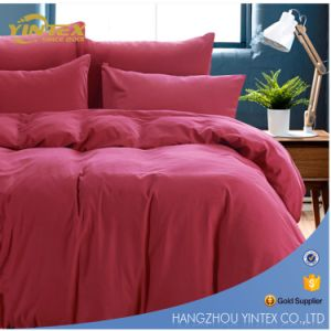 Made-in-China Best Quality Polyester Bed Sheet Bed Cover Bedding Set pictures & photos