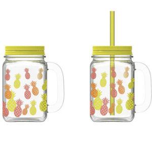 Eco-Friendly Food Grade Multi Color 20oz Glass Bottle Custom Shape pictures & photos