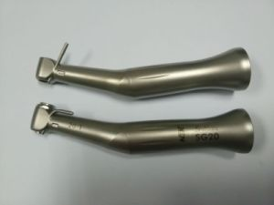 Dental Fiber Optic 1: 5 Contra Angle Handpiece Match NSK pictures & photos