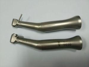 Dental Fiber Optic 1: 5 Contra Angle Handpiece Match pictures & photos