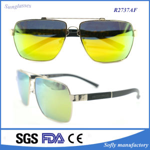 Top Quality Best Selling Man Fashion Polarized Metal Eyewear pictures & photos