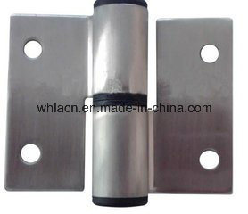 Stainless Steel Self Closing Glass Door Hinge (Precision Casting) pictures & photos