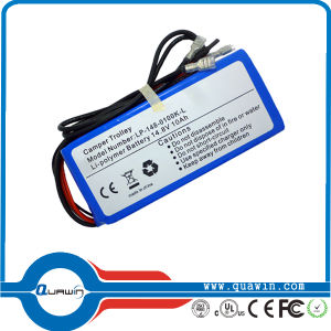 New 14.8V 10000mAh Li-ion Polymer Battery pictures & photos