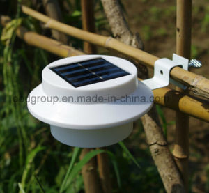 Outdoor Proof Solar Powered Fence Gutter LED Light Wall Solar Fence Light From China pictures & photos