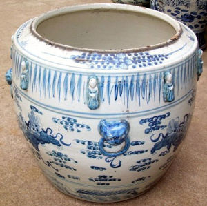 Chinese Porcelain Stool (LS-150) pictures & photos