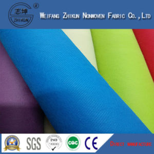 Spunbond 100% PP Nonwoven Fabric for Gifts Bags pictures & photos