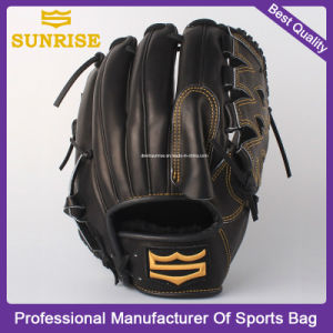OEM Design Baseball Sports Field Cowhide Leather Gloves for Sale
