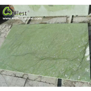 Dandong Green Marble Floor and Wall Tile pictures & photos