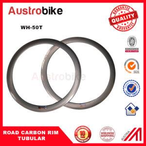 700c Carbon Road Bike Rim Tubular 50t 23width Super Light Weight Wtd Rim