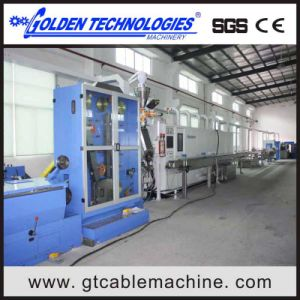Electric Wire Cable Coated Manufacturing Line pictures & photos