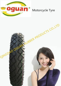 Strong Quality Motorcycle Tyre/Tire (110/90-17) pictures & photos