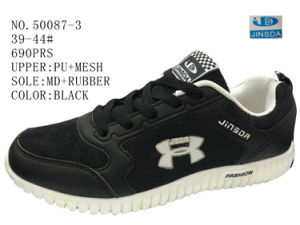 No. 50087 Mesh Upper Men′s Sport Shoes pictures & photos