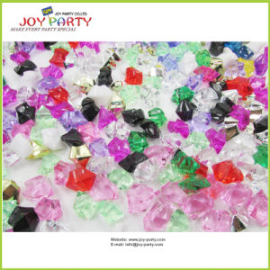 Acrylic Ice Cube Table Confetti Wedding Party Bar Decoration pictures & photos