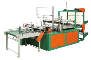 High Speed Four Lines Plastic Bag Making Machine (CE) pictures & photos