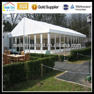 China Made Aluminum Frame Wind Load 10X15 Luxury Hotel Aluminum Cheap Outdoor Event Party Wedding Tent pictures & photos