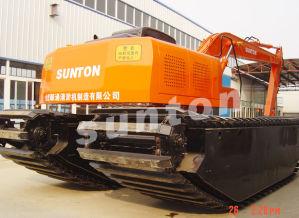 Amphibious Excavator (SLW200)