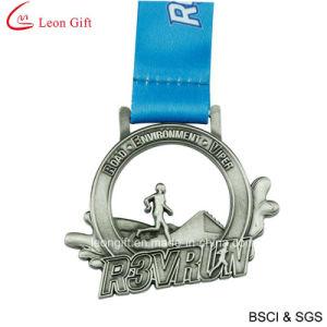 Supply 3D Antique Silver Souvenir Medal pictures & photos