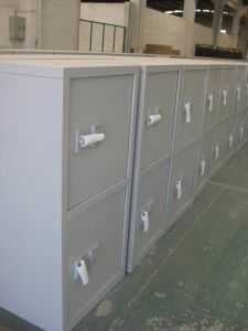 Kd Structure 4 Door Locker, Bathroom Clothes Cabinet, Metal Locker, Sheet Metal Cabinet pictures & photos