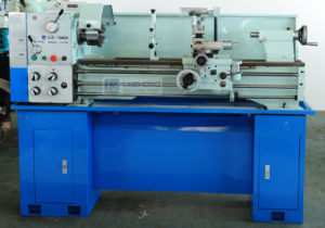 Variable Speed Household Metal Bench Turning Lathe Machine (CZ1340V CZ1440V) pictures & photos