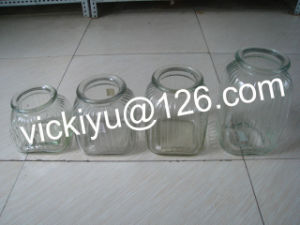 1L~12L Big Glass Storage Jars, Big Food Glass Container pictures & photos