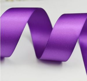 Double Face Weave Edge Satin Ribbon pictures & photos
