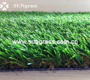 40mm Leisure/Garden/Landscape Artificial Turf (SUNQ-HY00020) pictures & photos