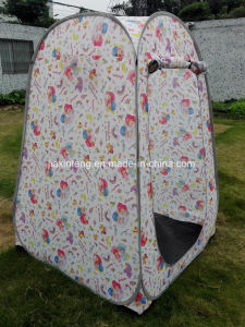 Cheap Printing Pop up Changing Tent pictures & photos