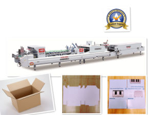 Xcs-980 Multifunctional Flat Box Folder Gluer pictures & photos