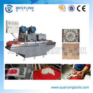 Adjustable Multi Blade Stone Mosaic Cutting Machine pictures & photos