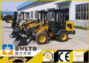 Swltd Brand Agricultural CE Certificated Small Wheel Loader pictures & photos