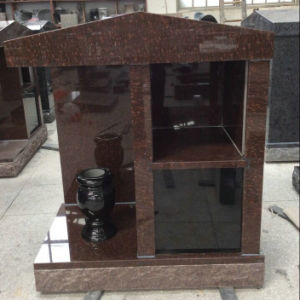 Cat′s Eye Granite 2 Niche Vertical Columbarium pictures & photos