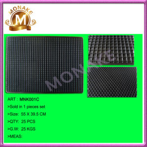 Auto Accessories Non-Slip Flooring Covering Rubber Mat for Car (MNK001C) pictures & photos