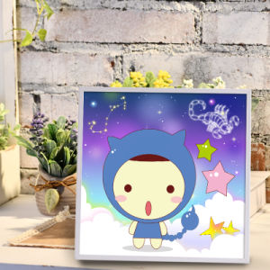 Factory Direct Wholesale New Children DIY Handcraft Sticker Promotion Kids Girl Boy Gift T-046 pictures & photos