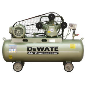 Piston Type Portable Air Compressor High Quality 12bar pictures & photos
