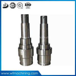 OEM Wrought Iron/Carbon Steel Open/Closed Die Froging Drop Forged Pinion Shaft Forging From Steel Forging Companies pictures & photos