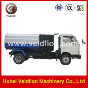 15m3 Garbage Compactor Truck pictures & photos