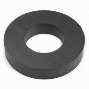 China Magnet Expert Permanent Ferrite Magnet Ring pictures & photos
