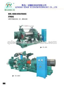 Qingdao Eenor Rubber Two Roll Mixing Mill pictures & photos