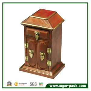 High Quality Luxury High Glossy Lacquer Wooden Jewelry Box pictures & photos
