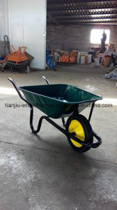 Most Popular Type in South Africa Wheelbarrow Wb3800 pictures & photos