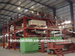 1.6m Three Die New Technology PP Spunbond Non Woven Fabric Making Machine pictures & photos