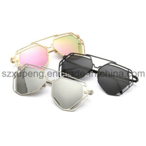 Factroy Directly Supply Punk Style Hollow out Sunglasses