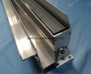 CNC Machining LED Wall Washer Aluminum Profile pictures & photos